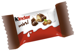 KINDER BUENO MINI vikt 50g